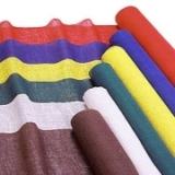 Jutová tkanina 211 g / m<sup>2</sup> - farebná