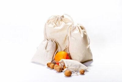 Bavlnené darčekové vrecká