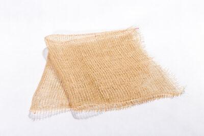 Jutová tkanina 92 g / m2 - plachietky prírodné