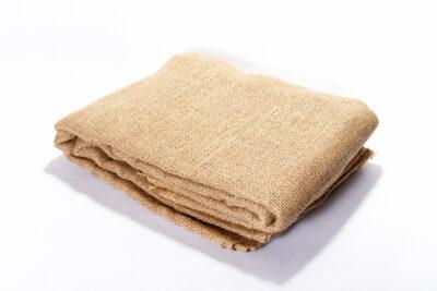 Jutová tkanina 180 g / m2 - plachietky prírodné
