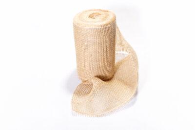 Jutová tkanina 180 - 211 g / m2 - rolky
