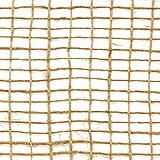 Jutová tkanina 120 g / m2 - škrobená